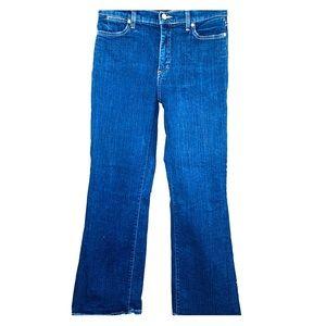 NYDJ Women's Wide Leg Jeans Size 6P